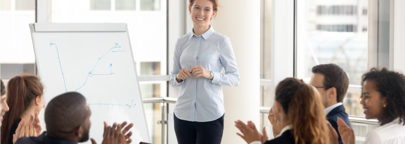 Die Sofortwirkung - Management Blog - Präsentation richtig halten - Die Sofortwirkung - Management Blog
