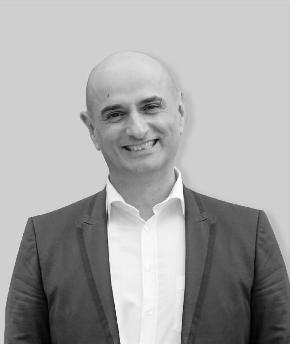 Bernd Frey - Geschäftsführer - readyCon - Erfolg durch Struktur