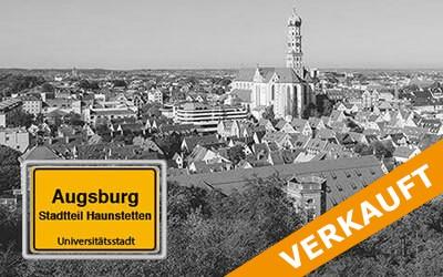 Verkauft - Wohnimmobilie - Augsburg-Haunstetten - Senefelder Str. 1 und 1a