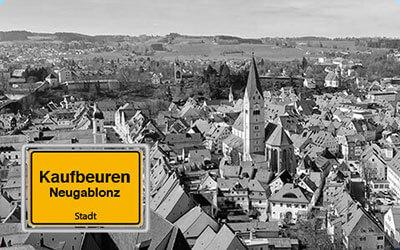 Kaufbeuren Neugablonz - Gablonzer Ring 44